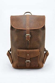 0ef859779647 Forbes   Lewis Lincoln Leather Backpack in Brown Backpacks Uk, Men s  Backpack, Leather Backpack