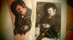 Tattoo memory