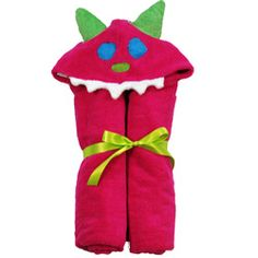 Pinkie Horns Two-Eyed Cyclops Towel $27.95