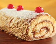 How To Make Rocambole – Brazilian Roll Cake - Brazilian Recipes