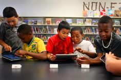 ipad apps for kids in the classroom
