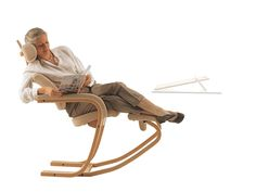 dream chear Stokke duo Using the chair