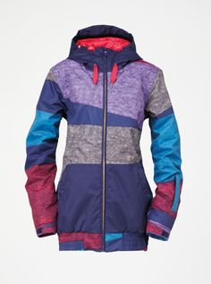 Valley 8K Insulated Hoody Jacket