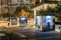 Resultado de imagen para outdoor exhibition design