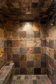 Vacation Rentals, Homes, Experiences & Places – Airbnb Full master bathroom with a custom slate shower