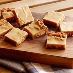 Butterscotch Peanut Butter Bars By Trisha Yearwood