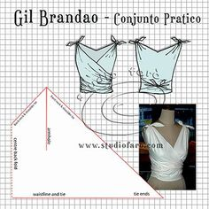 Grade Rules – Gil Brandao Conjunto Pratico (well-suited) Imogheena has made a special request for grading information for the Gil Brandao Conjunto Pratico. This design has turned out to be very popular as a. Dress Sewing Patterns, Vintage Sewing Patterns, Clothing Patterns, Crochet Patterns, Dress Sewing Tutorials, Skirt Patterns, Coat Patterns, Blouse Patterns, Couture Vintage
