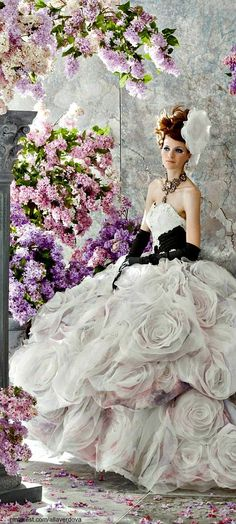 #robe #mode #mariage #noce #mariée #dentelle