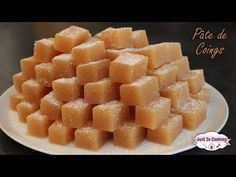 Biscuit Recipe, Dessert Recipes, Desserts, Cantaloupe, Biscuits, Pineapple, Gluten, Sweets, Candy