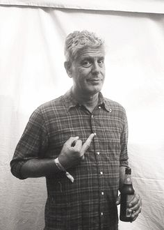Anthony Bourdain, that's my guy Anthony Bourdain Quotes, Parts Unknown, Raining Men, Actors, Famous Faces, Good People, Amazing People, Make Me Smile, Love Him