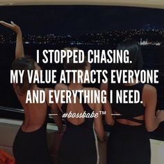 "#BOSSBABE™ INC. on Instagram: ""This is another level of success. When you realize that if you pay attention to building your own education and self-esteem you stop chasing the attention and validation from others and you just start attracting a new clique of amazing people. You stop wanting a dream life, you just begin to embody your dream life. ✨Join the #Bossbabe Netwerk™ (Click The Link In Our Profile Now! ) ✨Follow @bossbabealex & @millennialrichgirl now for more inspo! """