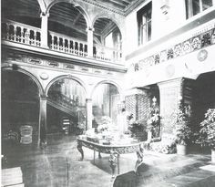 Interior Alexander Palace