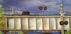 Paused for a while on Carrollton.  Nancy Hirsch-Lassen    $1600