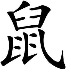 Chinese Calligraphy Tattoo Symbols - digchinese.com