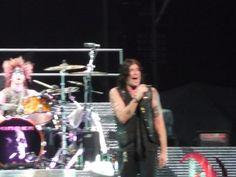 Hinder 2009 in Phoenix