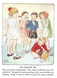 Lilian Rowles illustration via http://2.bp.blogspot.com
