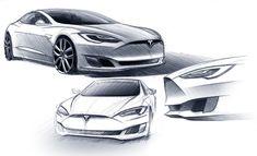 Tesla Finds its Design Language - Cool Hunting