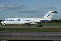 McDonnell Douglas DC-9-15(F) OH-LYH 47044 Helsinki Vantaa - EFHK