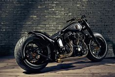 Harley Softail Slim by Rough Crafts | Bike EXIF