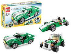For sale 10.50 Euro >>Lego 6743 Creator straatracer Street Speeder 5702014532953 673419111508 - Speelgoedenverzamelshop
