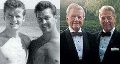 This couple married after 64 years together.  Still think homosexuals can't have long-lasting, loving relationships?