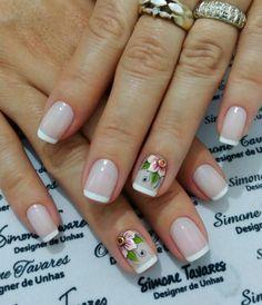 Pretty Nail Designs, Nail Art Designs, Paws And Claws, Nail Bar, Manicure And Pedicure, Pretty Nails, Nail Colors, Makeup Tips, Finger