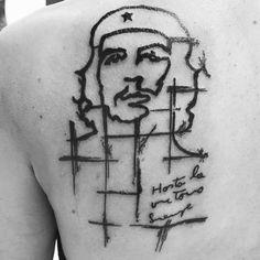 Che Cheguevara tattoo