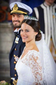 Prince Carl Philip and Sofia Hellqvist, June 13, 2015 | Royal Hats