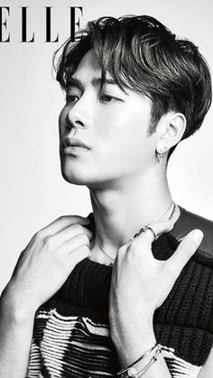 "limsjaebeom: "" Jackson Wang for Supper Elle "" Got7 Jackson, Jackson Wang, Yugyeom, Youngjae, Jaebum, Jinyoung, Hong Kong, Rapper, Lloyd Banks"