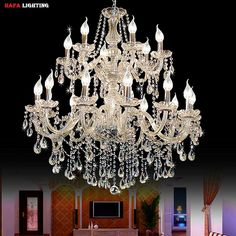 Luxury Crystal Chandelier Montreal, crystal chandelier, dining ...