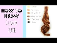 In this tutorial i show you how to draw realistic blonde hair in coloured pencil step by step. I am using Faber Castell Polychromos and a prismacolor white p...