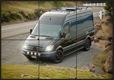 "Sprinter Conversions by Outside Vans"" data-componentType=""MODAL_PIN Mercedes Sprinter Camper Conversion, Sprinter Van Conversion, Conversion Van, Rv Travel, Luxury Travel, Mb Vans, Sportsmobile Van, Diesel Hybrid, 4x4"