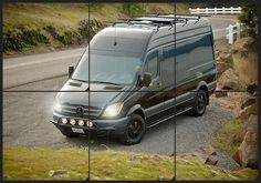 Sprinter Conversions by Outside Vans