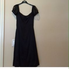 Beautiful Dolce & Gabbana evening dress! It's sophisticated, delicate, ultra sexy and light. Excellent condition. European size 40. D&G Dresses