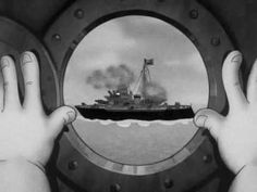 Popeye - The Mighty Navy