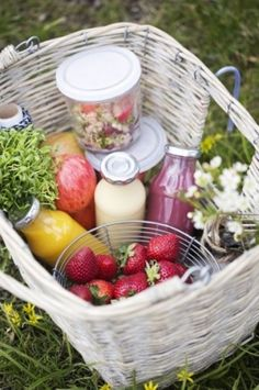 What do you pack in your picnic?