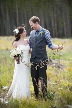 Rustic  Ranch Wedding on SMP's Little Black Book Blog: http://www.StyleMePretty.com/little-black-book-blog/2014/01/24/rustic-mountain-ranch-wedding/ Brinton Studios