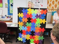 quilt colourfull