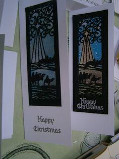 LLindas Religious Christmas Cards, Sue Wilson, Xmas, Christmas Ideas, Nativity, Homemade, Creative, Card Ideas, Crafts
