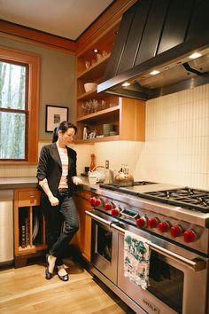 Melody's Beautifully-Designed Pacific Northwest Kitchen Kitchen Tour