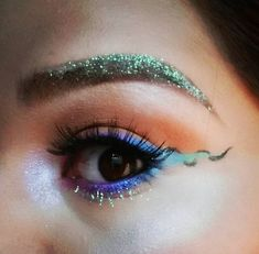 Unicorn Eyeliner Is Probably The Most Magical Makeup Trend Of The Year