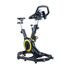 EVO X Series Core Active Sway Frame & Orb Gear Indoor/Spin Outdoor Cycle, Matte Black ** Continue to the product at the image link.