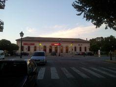 La Estación.
