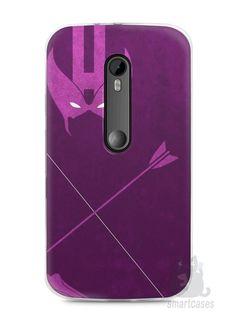 Capa Moto G3 Gavião Arqueiro - SmartCases - Acessórios para celulares e tablets :)