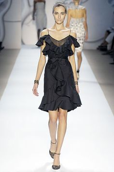 Monique Lhuillier | Spring 2008 Ready-to-Wear Collection