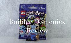 LEGO Genie Minifigure 71012-5 Disney Series Review