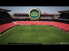 From Creamer Media in Johannesburg, this is the Real Economy Report. German consulting firm Transsolar Energietechnick visited the Ellis Park stadium, in Joh. Jonah Lomu, Jason Robinson, Richie Mccaw, Dan Carter, Martin Johnson, World Rugby, Energy Efficiency, All About Time, Park