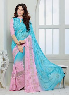 Buy gorgeous women indian designer sarees online for occasions. Buy this…
