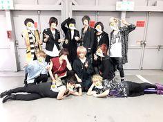 After the Rain,Amatsuki-kun,Luz-kun,Urashimasakatasenra,U.n.c,Kradness & Araki #<333