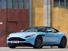 Find All Aston Martin Merchandise on Sale in one place Aston Martin Db11, Siena, Free Pictures, Dream Cars, Automobile, Light Blue, Vehicles, Image, Metallic